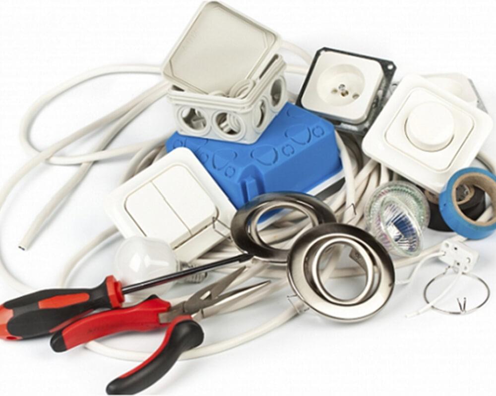 Материалы для электромонтажа