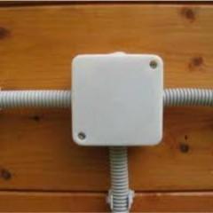 Как провести электропроводку в бане и что для этого нужно