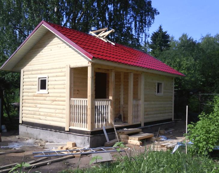 Ремонт в деревянном доме своими руками