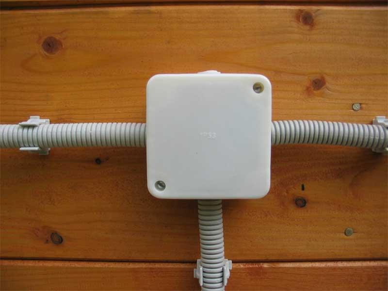 Инструкция по монтажу розеток в кабельных каналах