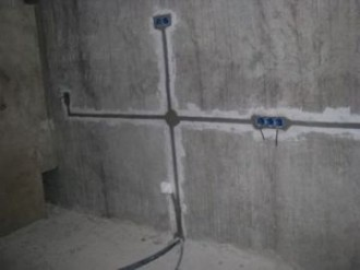 Схема проводка в гараже своими руками схема