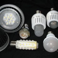 Обзор характеристик светодиодных ламп