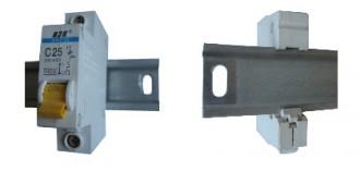 Использование DIN-рейки