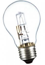 Лампочка с внешней колбой