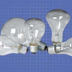 Обзор характеристик ламп накаливания