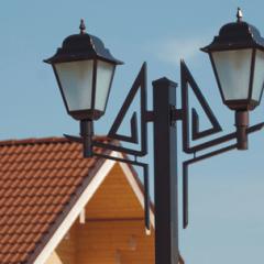 Как сделать уличное освещение на даче - 5 шагов к успеху