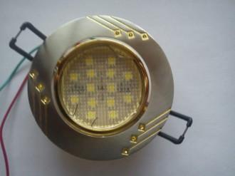 Как установить точечные светильники в гипсокартон