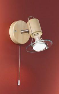 Управление светом с помощью веревки