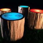 Использование люминесцентной краски
