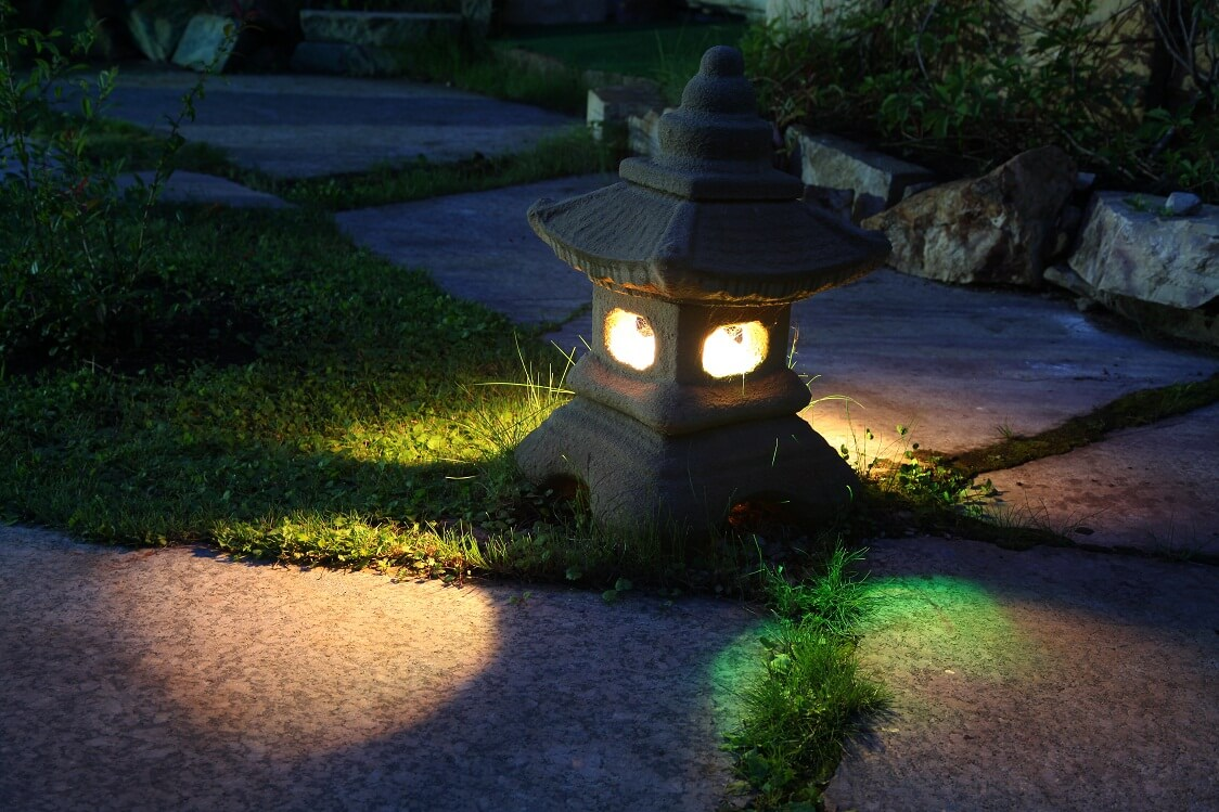 Освещение садовой дорожки своими руками фото 287