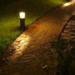Приземленные фонарики