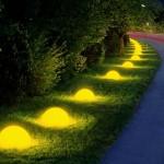 Светящиеся полусферы