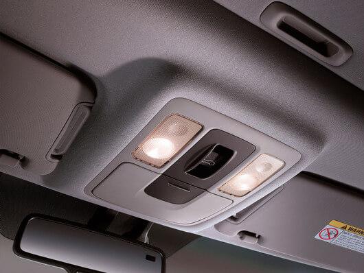 Фото подсветка салона в машине