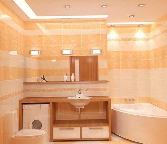 Электропроводка в ванной комнате над подвесным потолком безопасность