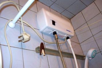 Проточный водонагреваетль