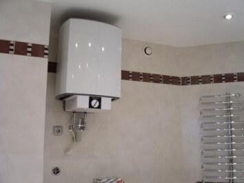Накопительный тип водонагревателя