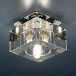Выпуклый корпус светильника