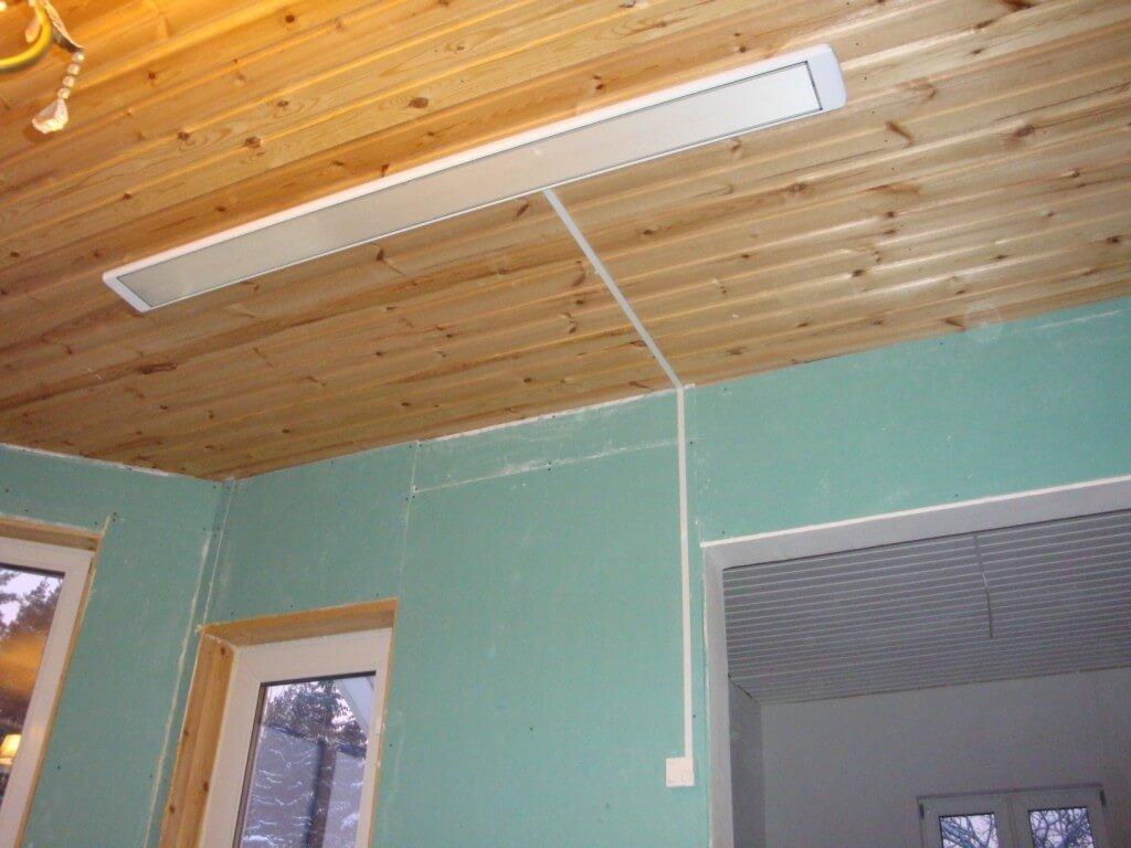 Фото отопление в доме