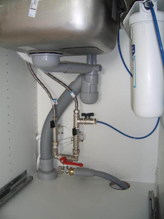 Водопровод. Подключение