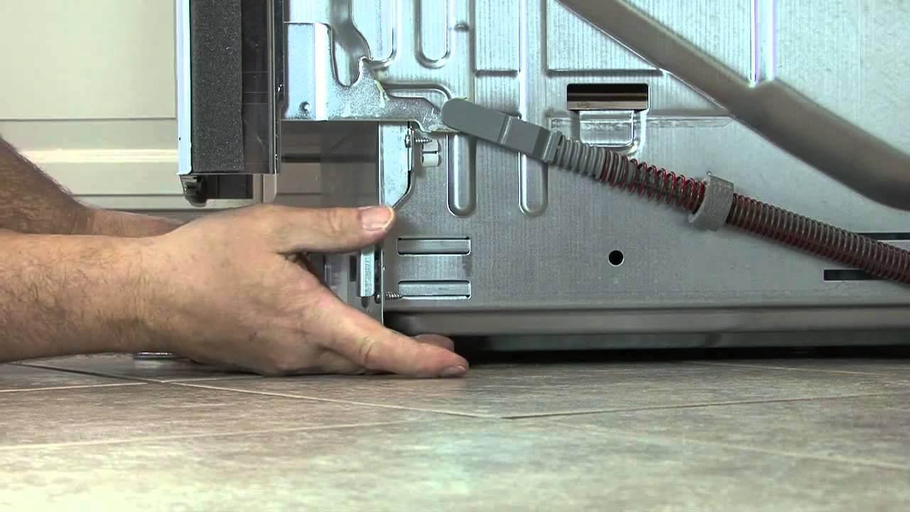 Регулировка ножек