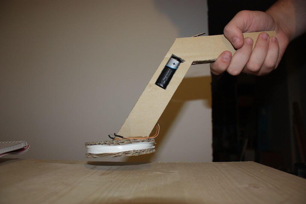 детектором металла