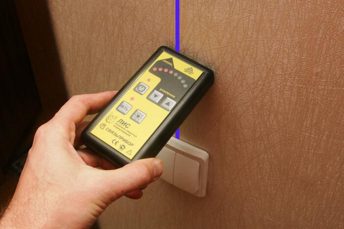 Прибор для поиска электропроводки своими руками