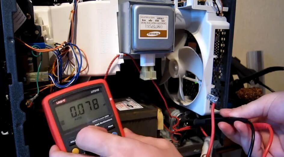 Ремонт микроволновых печей своими руками на дому видео