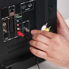 Как подключить домашний кинотеатр к телевизору?