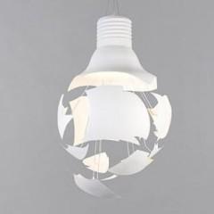 Как выкрутить лопнувшую лампочку из патрона?