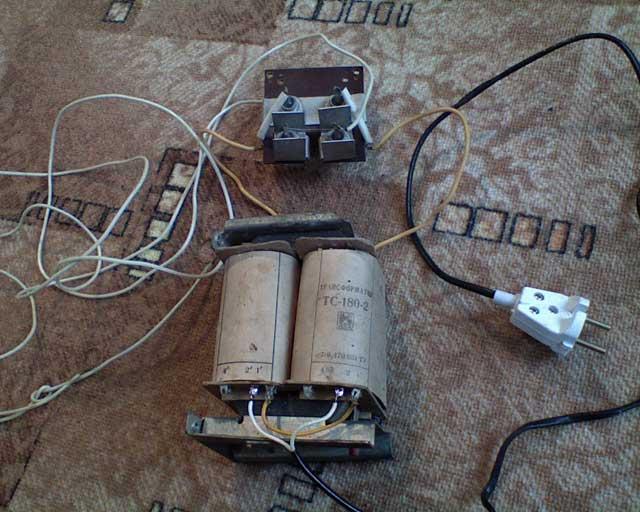 Зарядное устройство для аккумулятор своими руками