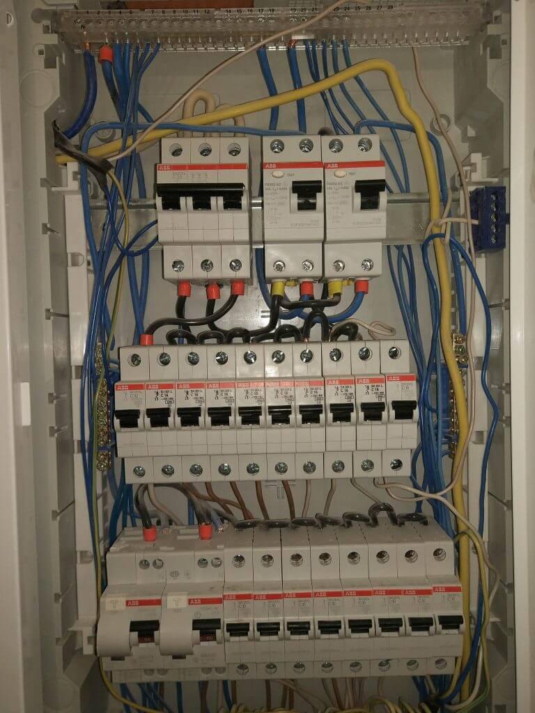 Новый участок как подключить электричество