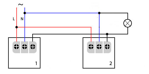 Детектор движения схема подключения фото 581