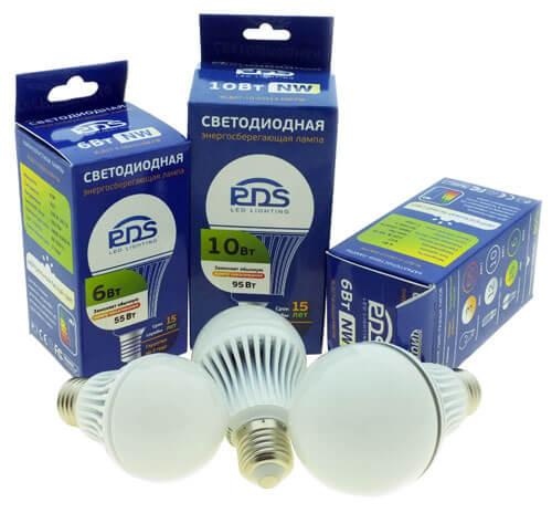 Фото светодиодная лампочка