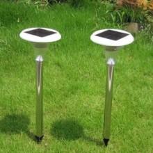 Как сделать освещение на солнечных батареях?