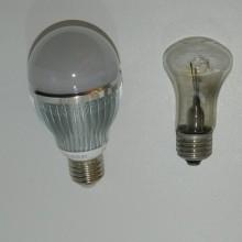 Сравниваем лампы накаливания и светодиодные – какие лучше?
