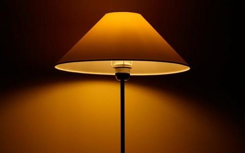 Приглушенное освещение в квартире