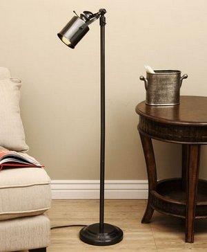 Современная лампа для чтения