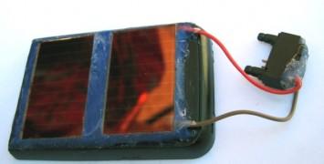 Теперь можно заряжать телефон от солнца