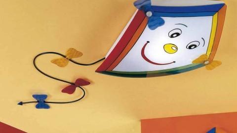 Рекомендации родителям по освещению комнаты ребенка