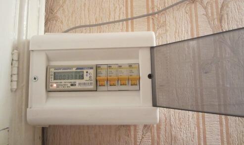 Электрика на кухне схема
