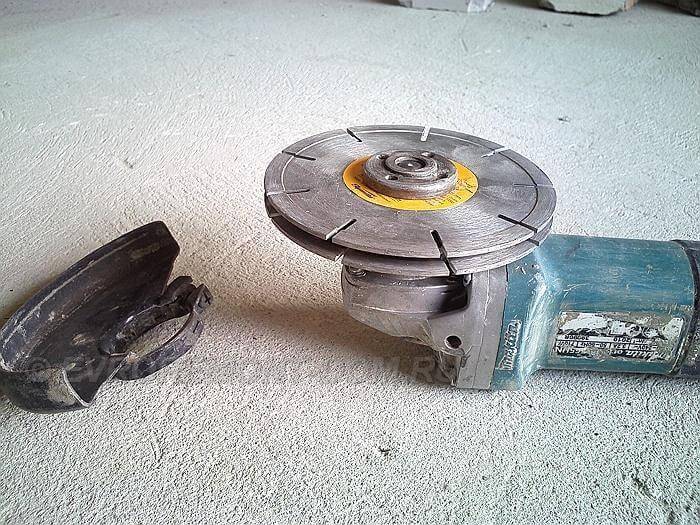 Крепление двух дисков