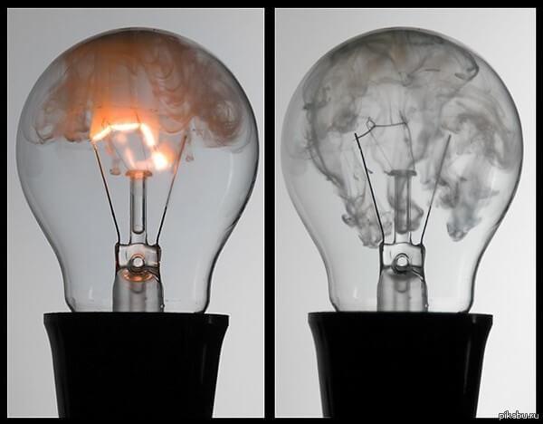 Перегорает лампочка при включении что делать