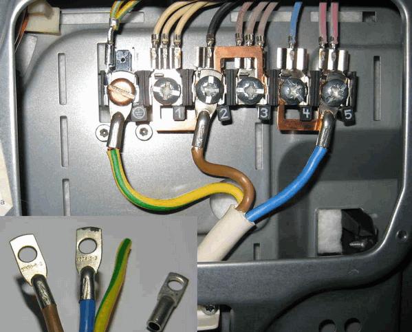 Как подключить электрический духовой шкаф к сети