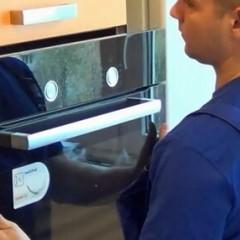 Простой способ установки электрического духового шкафа