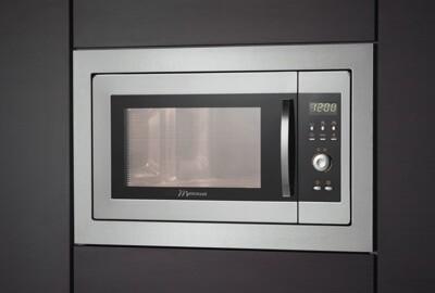 Как установить встраиваемую микроволновку – 3 решения для кухни