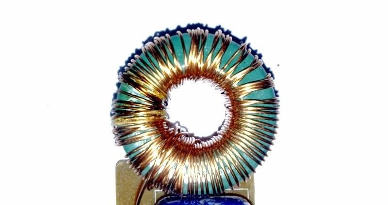 Ферритовое кольцо фото