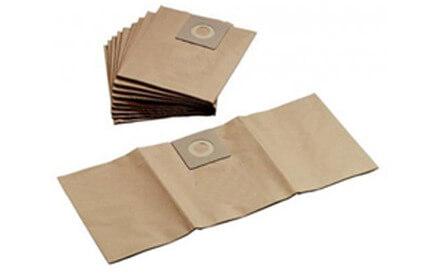 Бумажный одноразовый мешок