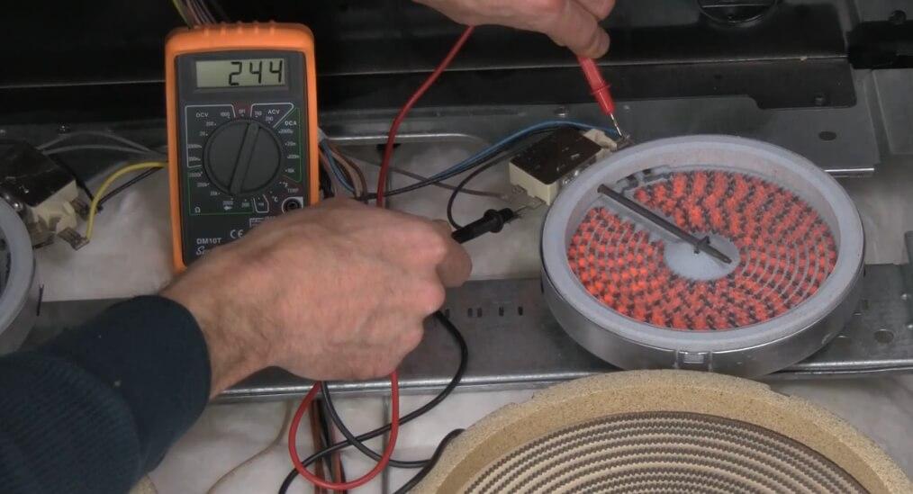 Стеклокерамическая панель ремонт своими руками