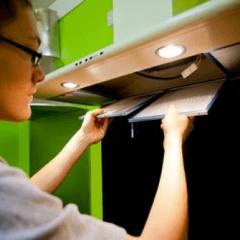 Советы по ремонту вытяжки на кухне - 5 основных неисправностей
