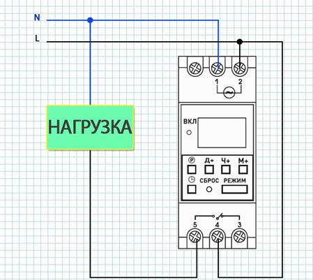 Детектор движения схема подключения фото 40